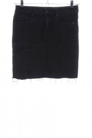 Noisy May Gonna di jeans nero stile casual
