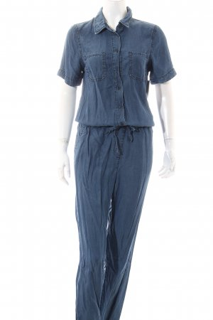 Noisy May Jumpsuit blau-stahlblau Casual-Look