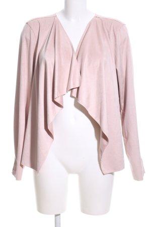 Noisy May Kurzjacke pink Casual-Look