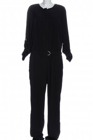 Noisy May Langer Jumpsuit schwarz Casual-Look