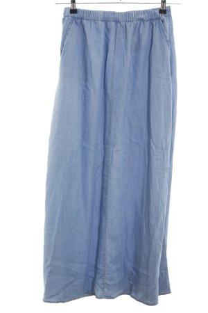 Noisy May Maxi Skirt blue casual look