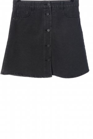 Noisy May Mini rok zwart casual uitstraling
