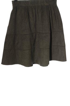 Noisy May Mini rok khaki casual uitstraling