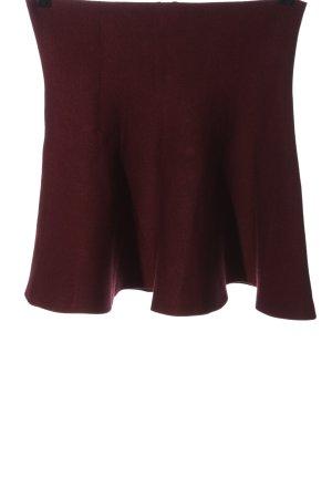 Noisy May Minigonna rosso stile casual