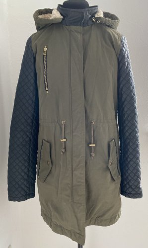 Noisy May Parka multicolored