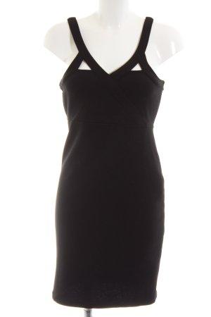 Noisy May Schlauchkleid schwarz Elegant