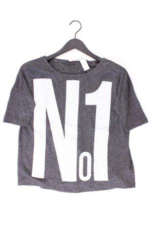 Noisy May Shirt grau Größe XS