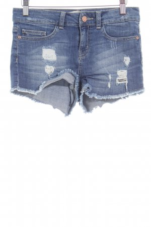 Noisy May Shorts stahlblau Casual-Look