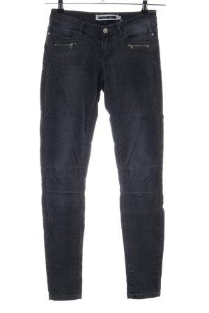 Noisy May Skinny Jeans black casual look