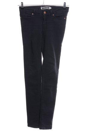 Noisy May Skinny Jeans schwarz Casual-Look