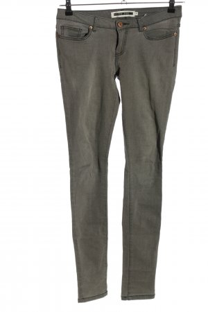Noisy May Skinny Jeans braun Casual-Look