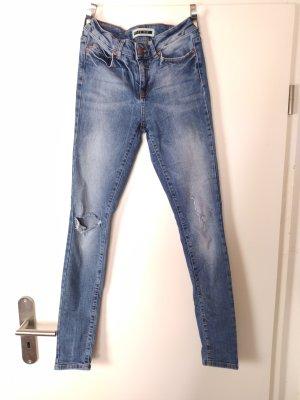 NOISY MAY Skinny Jeans Gr. 36 wie W 27