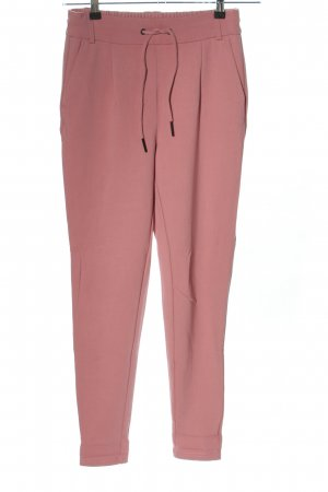 Noisy May Stoffhose pink Casual-Look