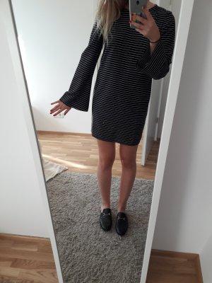 Noisy May Streifen-Kleid Gr. S
