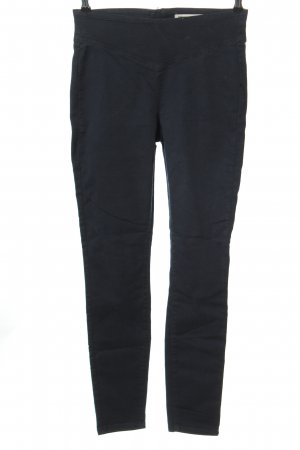 Noisy May Stretch Trousers black casual look