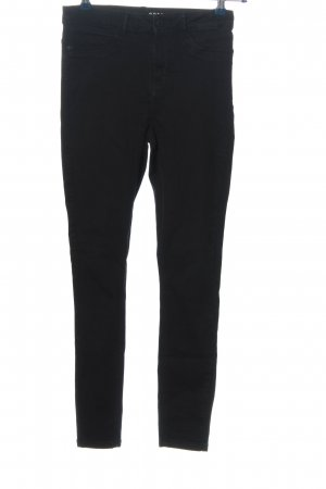Noisy May Stretchhose schwarz Casual-Look