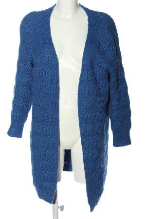 Noisy May Cardigan tricotés bleu style décontracté