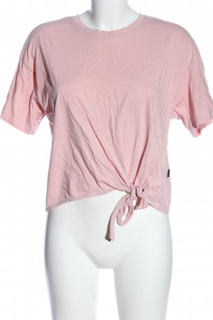 Noisy May T-Shirt pink Casual-Look
