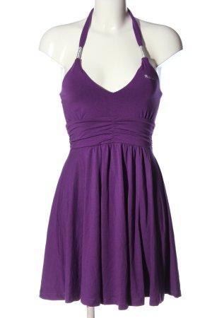 Noka'oi Empire Dress lilac casual look