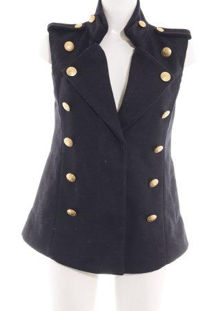 Nolita Anzugweste schwarz Elegant