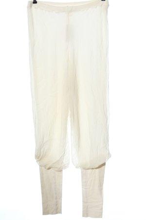 Nolita Pantalone largo bianco stile casual