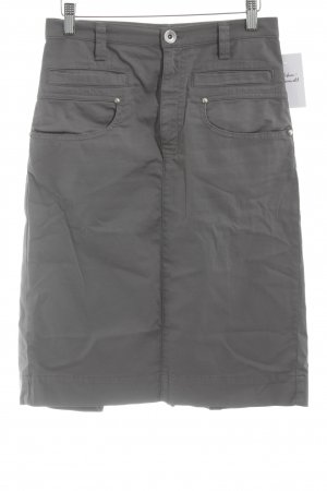 Nolita Cargo Skirt grey brown casual look