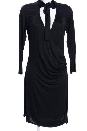 Nolita de Nimes Jerseykleid schwarz Business-Look