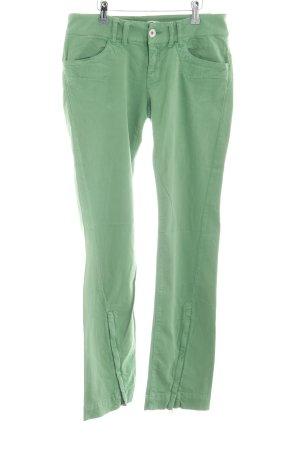 Nolita de Nimes Slim Jeans grün Casual-Look