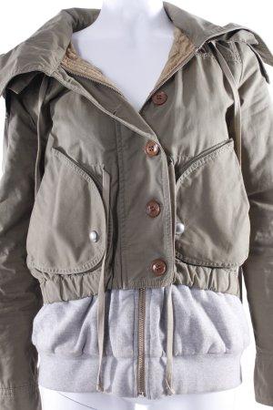 Military Jacket khaki-grey
