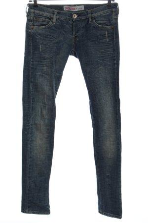 Nolita Jeans a sigaretta blu stile casual