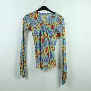 Nolita Blouse en soie multicolore soie
