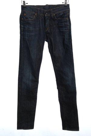 Nolita Straight-Leg Jeans blau Casual-Look