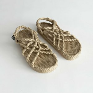 Nomadic State of Mind Beach Sandals sand brown-light brown