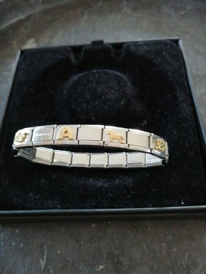 Nomination Silver Bracelet silver-colored