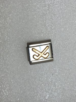 Nomination Charm silver-colored-gold-colored