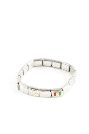 Nomination Zilveren armband zilver zakelijke stijl