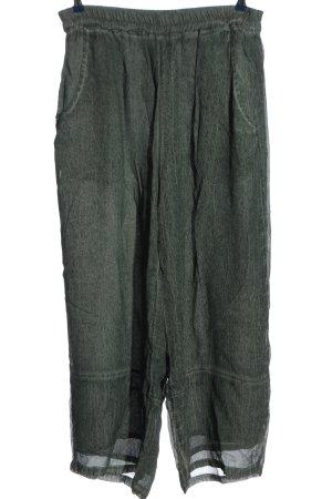 Nook... Luźne spodnie jasnoszary W stylu casual
