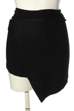 Nook... Wraparound Skirt black casual look