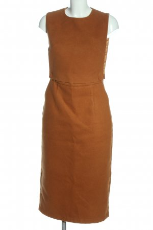 nora.z Woven Twin Set brown business style