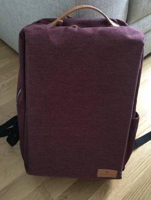 Laptop Backpack bordeaux