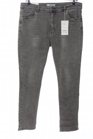 Norfy Low Rise jeans lichtgrijs casual uitstraling
