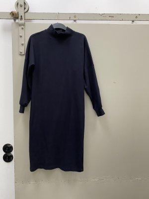 NORR Denmark Kleid dunkelblau langarm