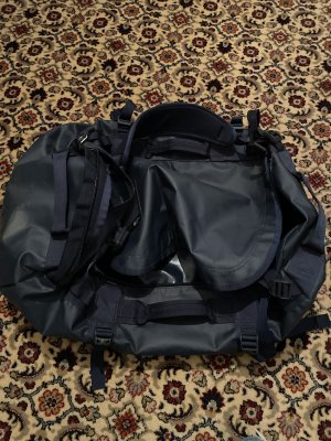 North Face Duffle Bag M