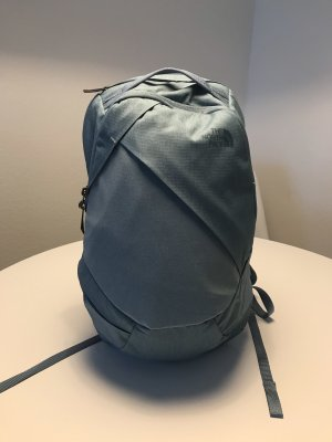 North Face Laptop rugzak azuur