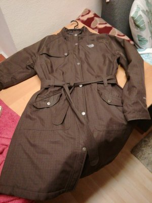 The North Face Winter Jacket black brown