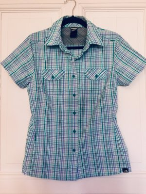 North Face Checked Blouse multicolored