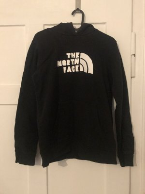 The North Face Hooded Sweater black