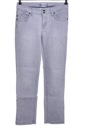 North Route High Waist Jeans hellgrau Casual-Look