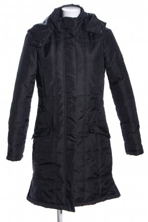 North Route Winter Coat black casual look