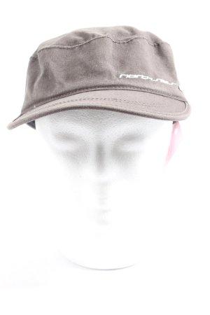 North sails Cappello da panettiere grigio chiaro stile casual
